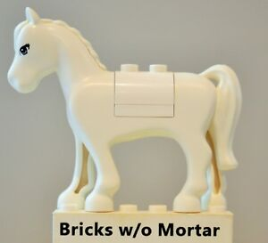 New Genuine Lego Horse Animal Disney Princess Friends Castle Farm