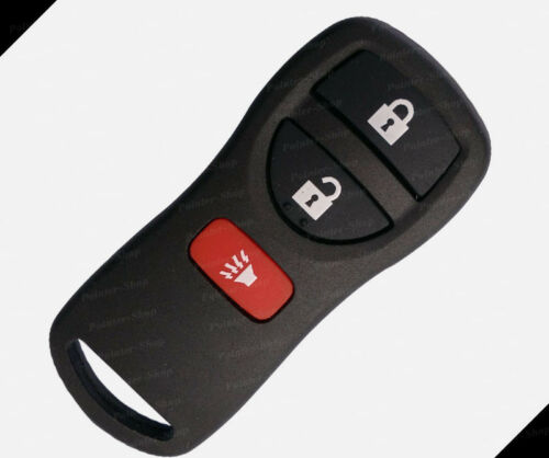 for Nissan Quest 2004 2005 2006 2007 2008 2009 keyless entry remote key fob