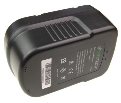 Akku für BLACK/&DECKER K EPC14C 14,4V 2000mAh NiMh CS143 CS 143 CP 14 KB