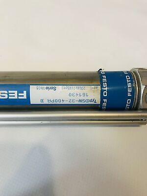 Gewidmet Festo Pneumatik Druckluft Zylinder Dsw-32-400pa B Geeignet FüR MäNner, Frauen Und Kinder