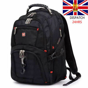 Wenger Swissgear 17.1 inch Laptop Backpack/Notebook Bag/Rucksack ...