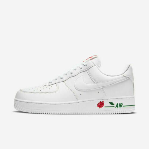 Size 10 - Nike Air Force 1 Low White Rose 2021 for sale online   eBay