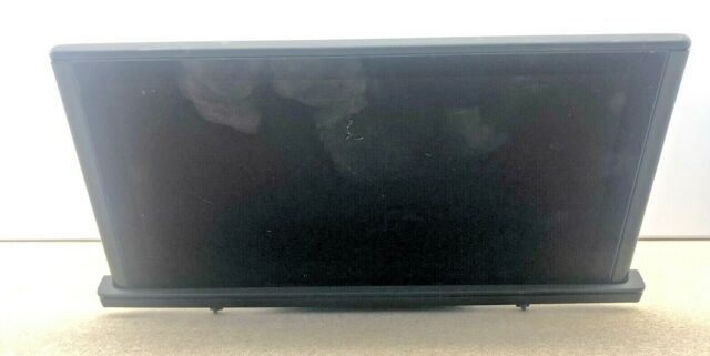 Original Audi Q2 Display Monitor Display Panel GPS 8,2 Inch 81A919605