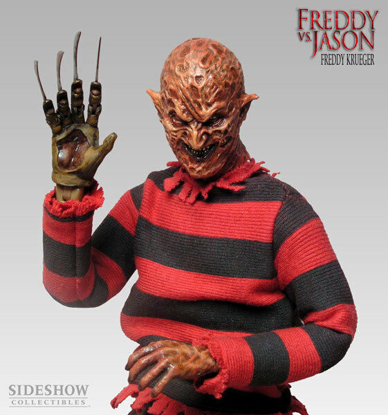 Sideshow Frougedy vs Jason Frougedie Krueger 1 6 Film Limited Edition figure