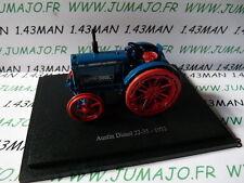 Tracteur 1/43 universal Hobbies n° 54 AUSTIN Diesel 22-35 1933