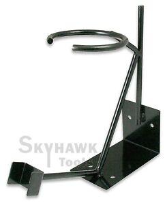 high low vol paint spray gun stand hvlp wall or bench mount ebay. Black Bedroom Furniture Sets. Home Design Ideas