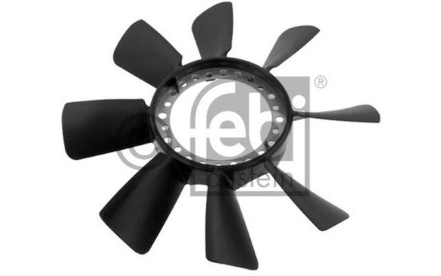 FEBI BILSTEIN Ventilador, refrigeración del motor VOLKSWAGEN PASSAT AUDI 34466