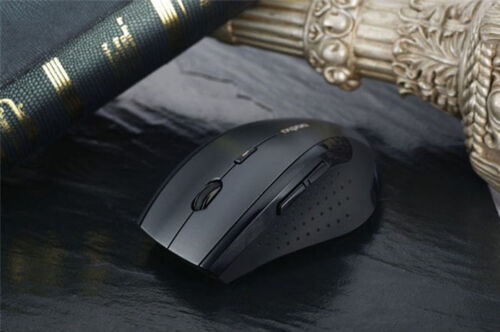 2.4GHz Wireless Optical USB Gaming Mouse Mice For Computer PC Laptop Desktop USA