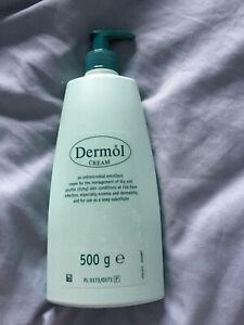 DERMOL 500 CREAM 500 G SOAP SUBSTITUTE EMOLLIENT ...