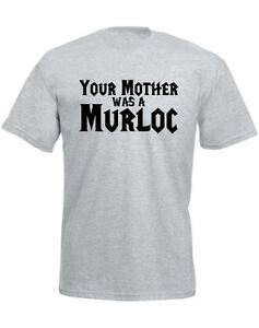 Brand88-Your-Mother-Was-A-Murloc-Mens-Printed-T-Shirt