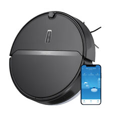 Roborock E4 Robot Vacuum Cleaner and Mop Ideal for Homes with Pets, App Control