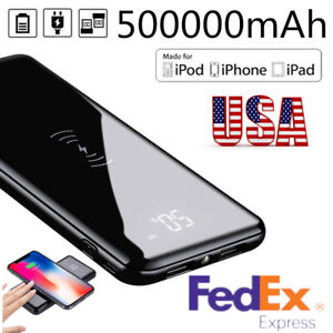 Qi-Wireless-Portable-500000mAh-Power-Bank-External-Backup-Battery-Charger-2-USB