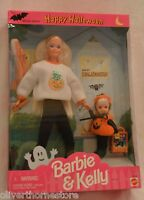Mattel Barbie Happy Halloween Gift Set Barbie and Kelly (1996) Toys