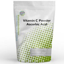 VITAMIN C POWDER 100G - ASCORBIC ACID - 100% PURE - ANTIOXIDANT, FATIGUE