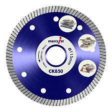 Marcrist CK850 Diamond Tile Saw Wet Cutter Blade 150mm