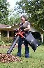 Craftsman Leaf Blower 2 Speed 12 AMP Lawn Yard Sweeper Vacuum Mulcher Bag NEW