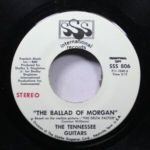 Country-Promo-45-The-Tennessee-Guitars-034-The-Ballad-Of-Morgan-034-034-The-Ballad-Of