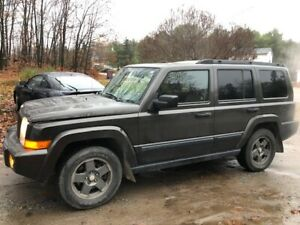 2006 Jeep Commander Limited 4X4 V6 7 passagers, $3900