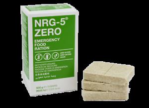 NRG-5 ZERO 5x 500 g Notnahrung Langzeitnahrung EPA