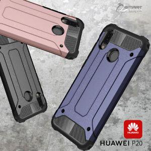 Tough-Armor-Heavy-Duty-Hybrid-ShockProof-Case-Cover-For-Huawei-Nova-3e-P20-Lit