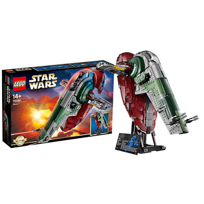 LEGO 75060 Star Wars UCS - Slave 1 Brand New and Sealed