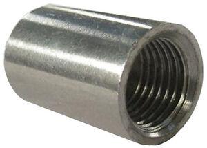 St. 37.4 Stahlbuchsen 50mm Lang E235+N schweißbar vorgebohrt