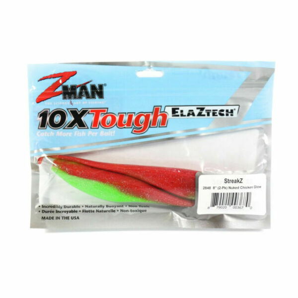 Zman Soft Köder GrubZ 2 Zoll 8 per pack Pumpkinseed 3267