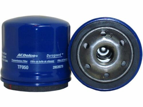 For Chevrolet Silverado 3500 Automatic Transmission Filter AC Delco 86686SJ