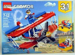 LEGO-Creator-31076-3in1-Daredevil-Stunt-Plane-200-Pcs