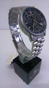 WENGER-Ref-70768-Reloj-Suizo-WOMAN-Modelo-034-Lady-Commando-Chrono-034