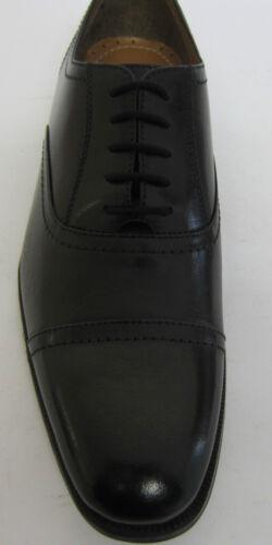 R22D Clarks Bakra Lift Hommes Noir Chaussures Cuir G Montage