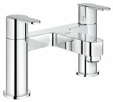 Grohe Get Deckmounted Bath Filler Tap Two-Handled Mixer ¼ turn ceramic disc