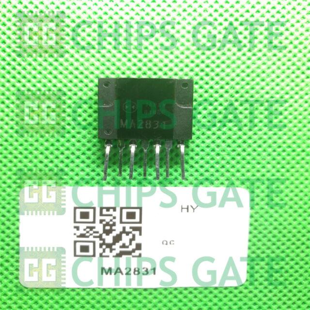 1PCS NEW MA2831 Manu:SK/SHINDENG Encapsulation:ZIP-7,Power Switching Regulato