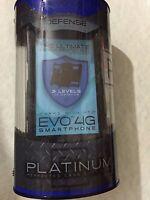 Evo 4g Defense Series Platnium Perfected Protective Case Hec30sb