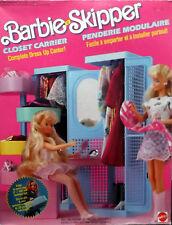 Barbie & Skipper Ankleidezimmer 1987