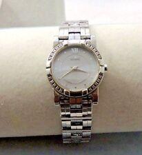 Citizen Eco-Drive Women's White Sapphire- Silver Dial Watch 600201