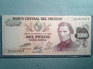 Uruguay-Banknote-1000-Pesos-ND-UNC