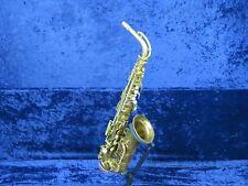 Vintage King Zephyr Alto Saxophone w/ sleeve style neck Ser#525609  Good Player!