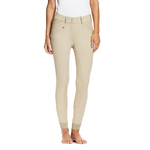 Ariat  Olympia Womens Full Seat Grip Breeches - Tan  factory direct sales