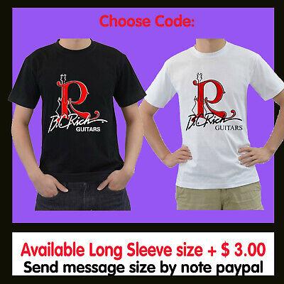 The Monkees Guitar Logo Men/'s Black T-Shirt Size S to 3XL