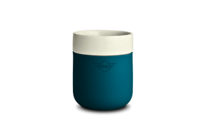 ORIGINAL MINI Colour Block Aqua Tasse Cup Kaffeetasse 80282445696