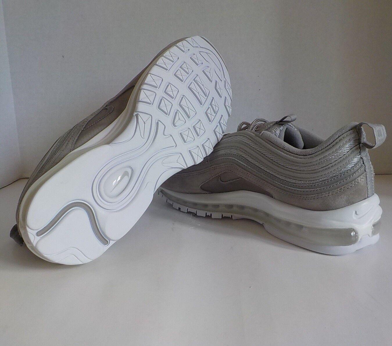 souliers nike air max 97 pmr galets gris blanc les 921826 002 les blanc hommes de taille 13 5d7e8f
