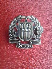Israel Vintage army IDF Sivil Defence Hat Badge