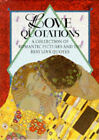 Love Quotations by Exley Publications Ltd (Hardback, 1991)
