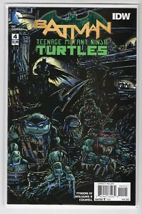 Batman-TMNT-DC-Comics-IDW-1-Teenage-Muntant-Turtles-Eastman-Variant