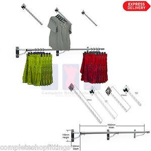 5 x CHILDRENS CLOTHES RAIL DIVIDERS//FASHION//CHILD GARMENT SIZES// AGES  5 6 7 8 9