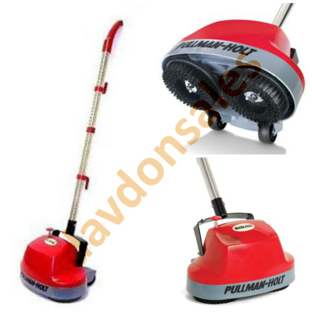 Pullman Holt Gloss Mini Floor Scrubber Carpet Buffer Tile Wood - Carpet and tile floor cleaning machines