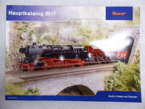Roco 80117 H0 Katalog 2017 236 Seiten,Neuware