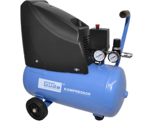 Fahrbarer Kolbenkompressor ÖLFREI mit Direktantrieb