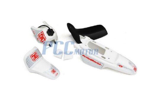 DC GRAPHICS DECAL FENDER PLASTIC KIT SEAT GAS TANK for PW50 PW 50 M DE40+
